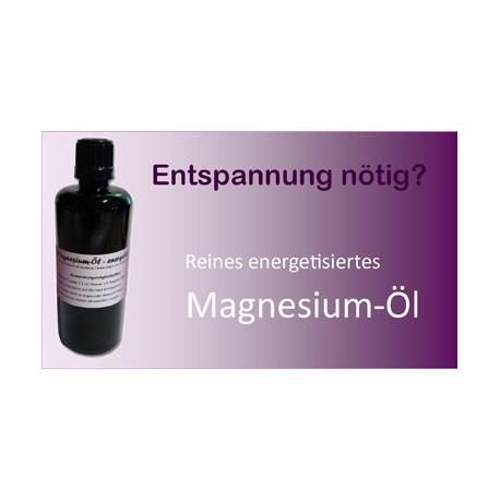 Magnesium-Öl